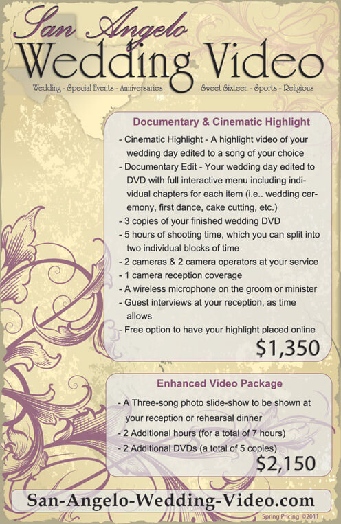 Videographer For Wedding Cost Tbrb Info