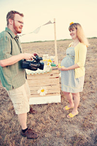 Maternity Photo and Video shoot Big Box Pro