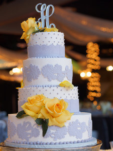 Wedding Bridal Cake