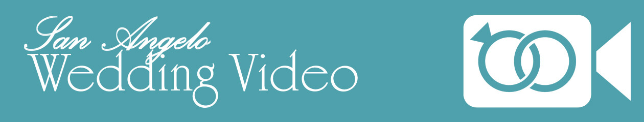 San Angelo Wedding Video Logo